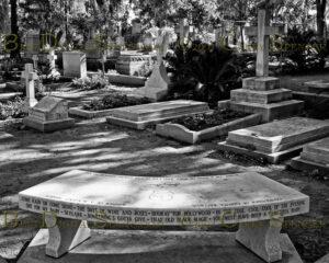 Johnny Mercer Gravesite-L