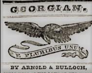 Old Bonaventure Cemetery Poem Discovered (c.1833)